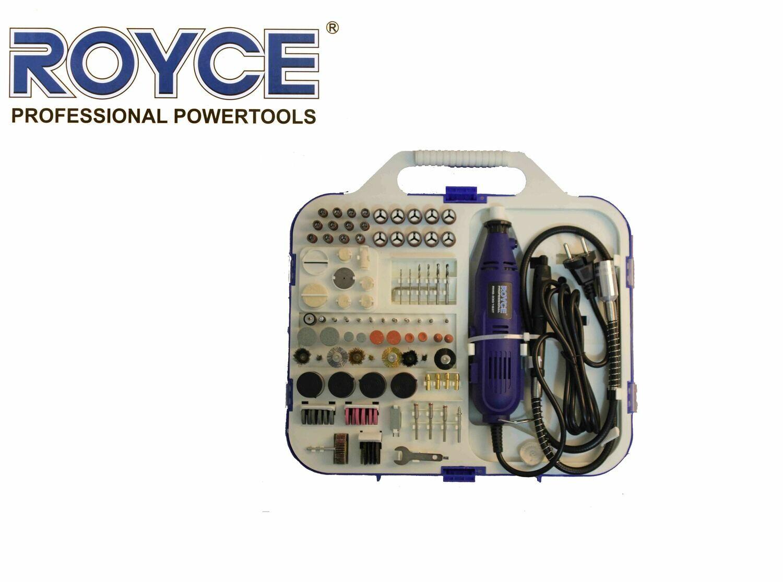 ROYCE Բոռ մեքենայի կոմպլեկտ R3300 (163 PCS) (RMG33