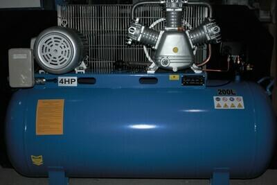 Կոմպրեսատոր 200L 380V/50HZ 4HP*3065MM