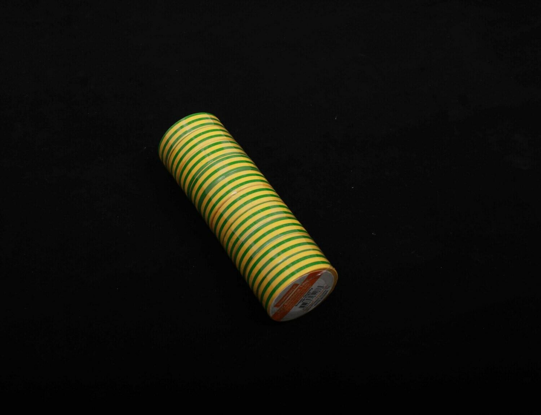 Ժապավեն մեկուսիչ (իզոլենտ) դեղին-կանաչ