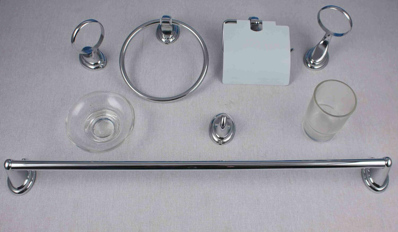 F_Լոգարանի աքսեսուարների հավաքածու (6 կտոր) DLS-31