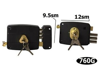 Դռան փական (նակլադնոյ) Daf 3 մատով