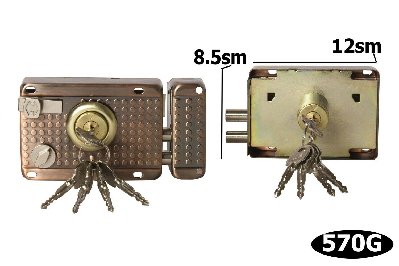 Դռան փական (նակլադնոյ) 200AC LINCY