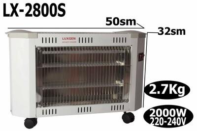 Էլ.տաքացուցիչ Luxel 2800S