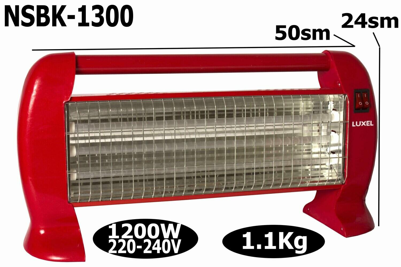 Էլ.տաքացուցիչ Luxel 1200