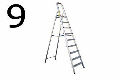 Աստիճան ալյումինե (9 քայլ)