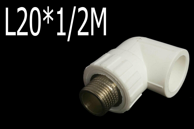 Պայկի դետալ PPR L20*1/2M