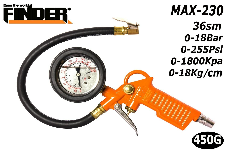01_FINDER Խտուցիչ մեքենայի՝ մանոմետրով QX194224P_01