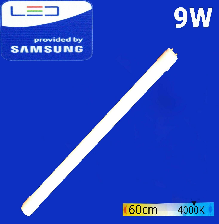 Էլ.լամպ խողովակաձև LED Wellmax 9W (60սմ)  (T8, 4000K)