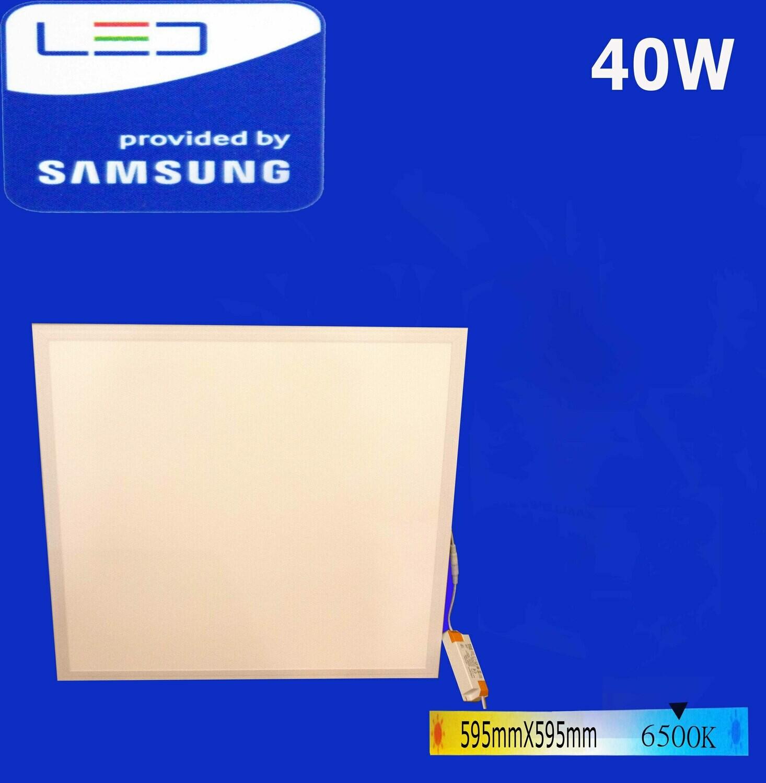 Պլաֆոն LED Wellmax 40W*6500K,(595մմ*595մմ))