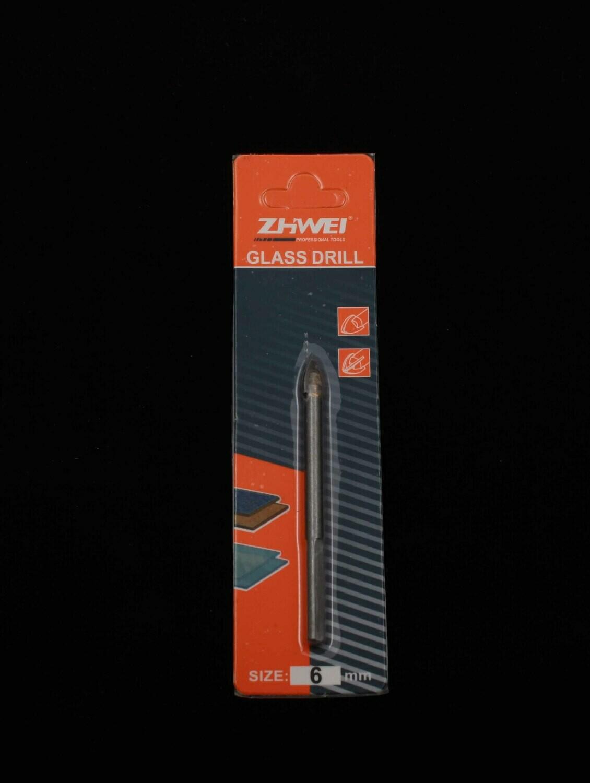 ZHWEI Շաղափ 6 (ապակու և կերամիկայի համար)