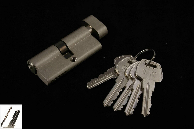 Դռան փականի միջուկ  70 5k brass SN