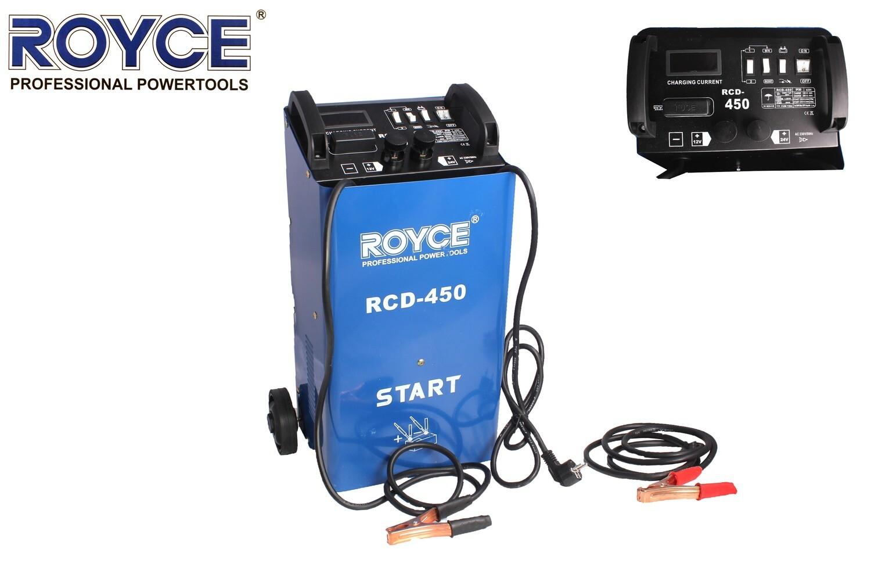 ROYCE Մարտկոցի լիցքավորիչ RCD-450