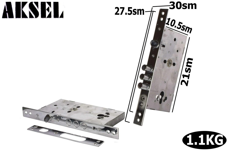 Դռան փականի մեխանիզմ Aksel 252 RL-C