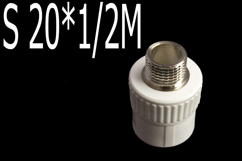 Պայկի դետալ PPR S 20*1/2M