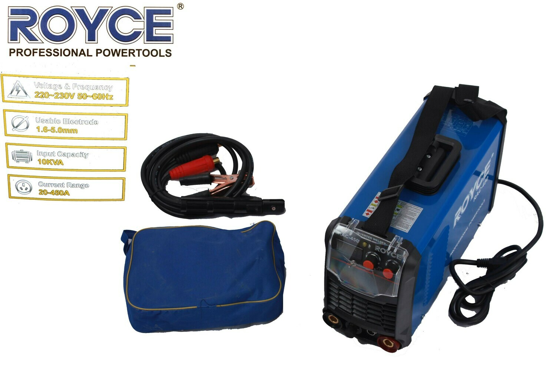 ROYCE Եռակցման ապարատ RAC-450 (RAC 05)