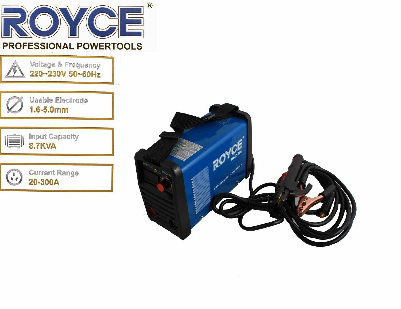ROYCE Եռակցման ապարատ RAC-300 A (RAC 03 50-6)