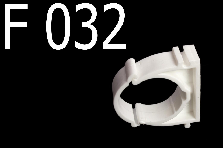 Խամուտ պլաստմասից խողովակի F32