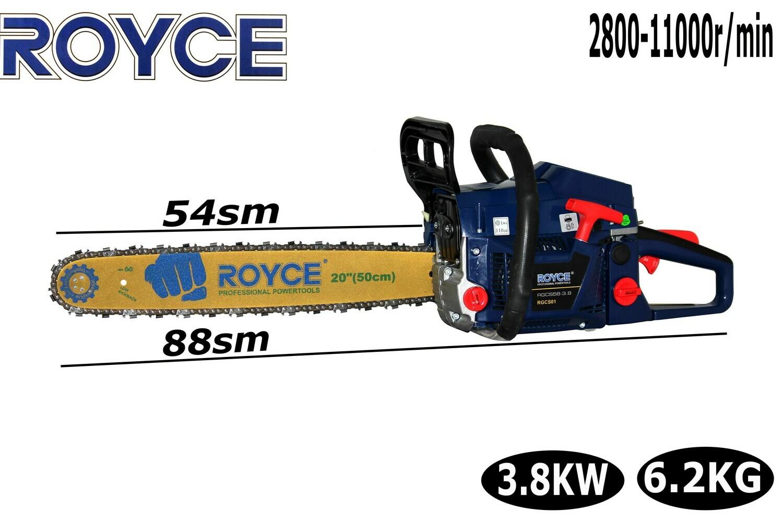 ROYCE Սղոց բենզինային RGCS 58-3,8 (Дружба) (RGCS-0