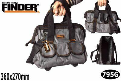 FINDER Գործիքների պայուսակ (360-270 մմ) QX194149D