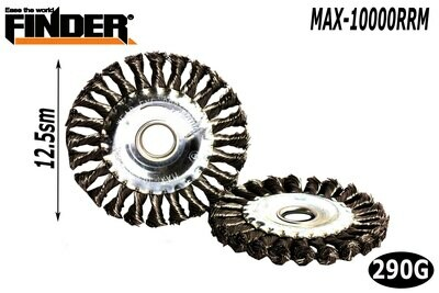 FINDER Խոզանակ մետաղի տափակ 5 QG196580