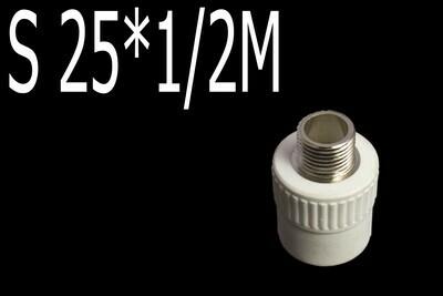 Պայկի դետալ PPR S 25*1/2M