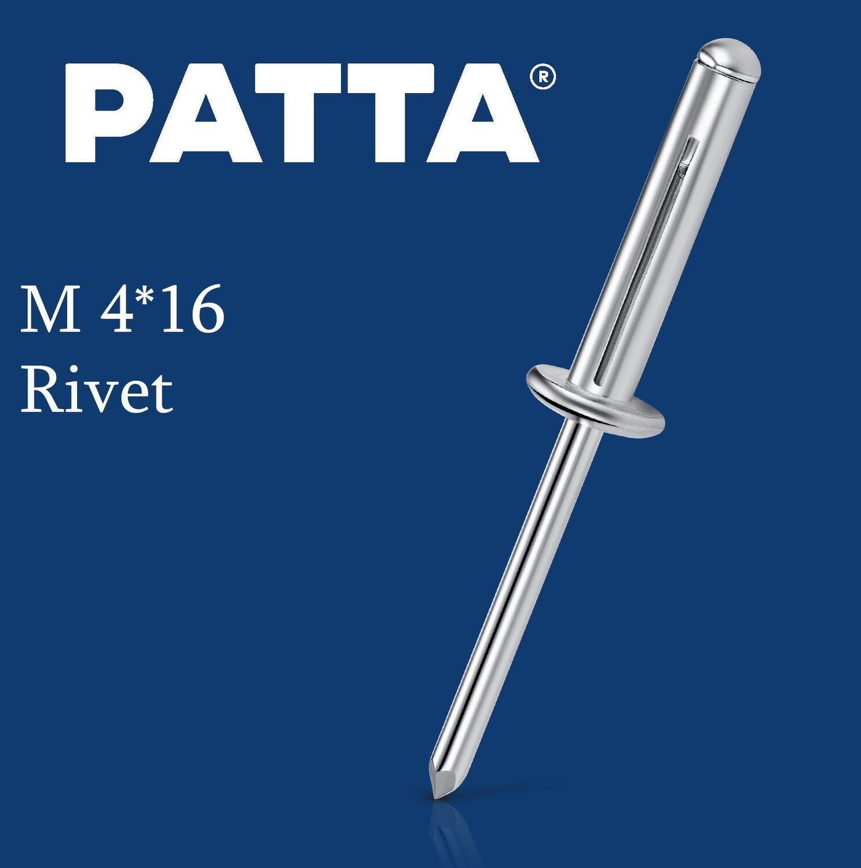 PATTA Զակլոպկա M4.0*16.0
