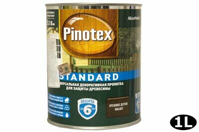 Բայց Pinotex 1լ орех