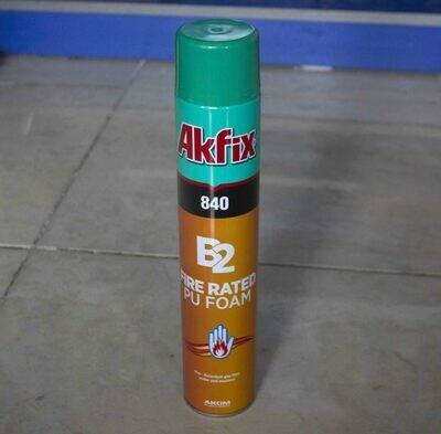G_Փրփուր Akfix 750մլ/850գր կրակի դիմացկուն (FA080)