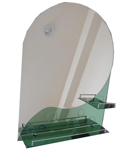 Լոգարանի հայելի 1203 80*60 (կանաչ E)