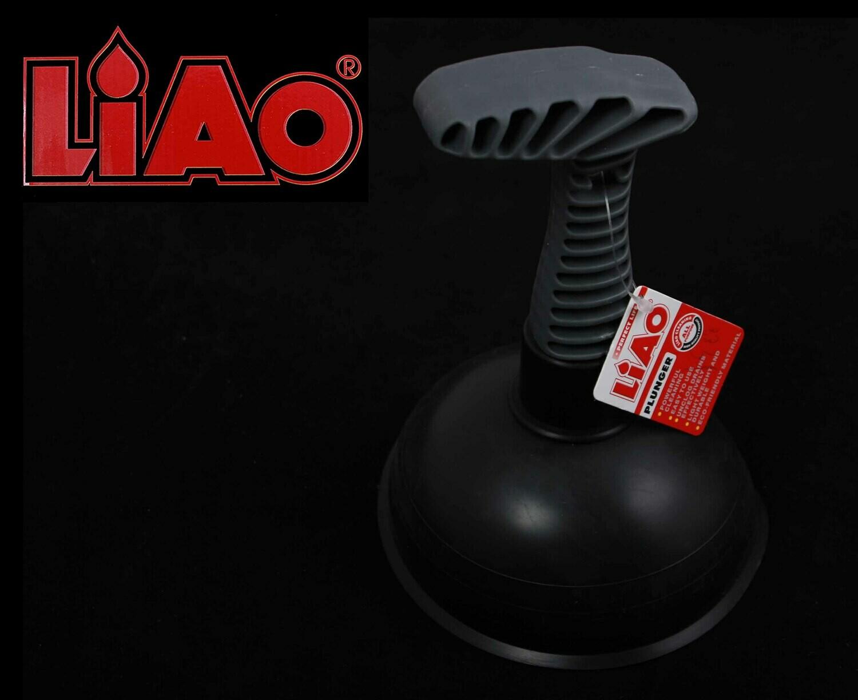 Liao Մխոց կոյուղու կարճ (սև)  H130001
