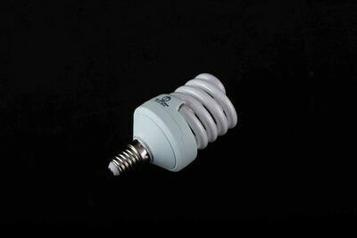 Էլ.լամպ 15W E14 սպիտակ պռուժին KL15-S7 MINI E14/25