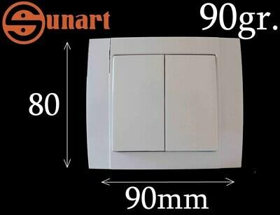 Sunart Էլ.անջատիչ ներքին SR-2504 (2 տեղ)