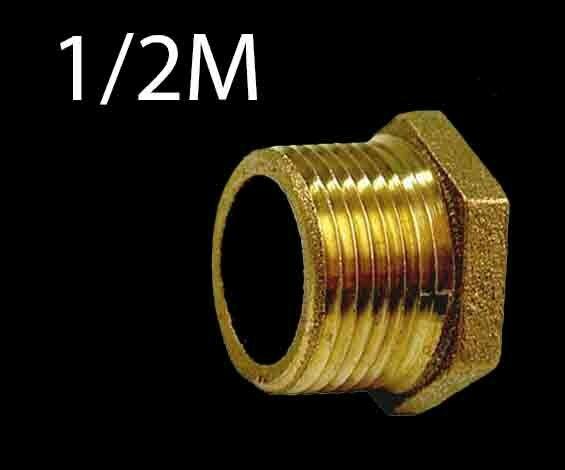 Խցան (заглушка) 1/2M (HJ-8608)