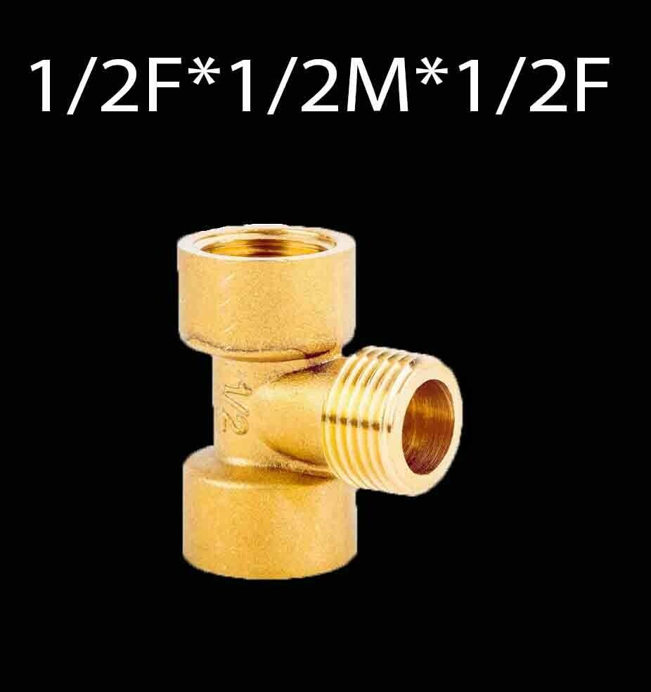 Եռաբաշխիկ (тройник) T1/2F*1/2M*1/2F (HJ-8614)