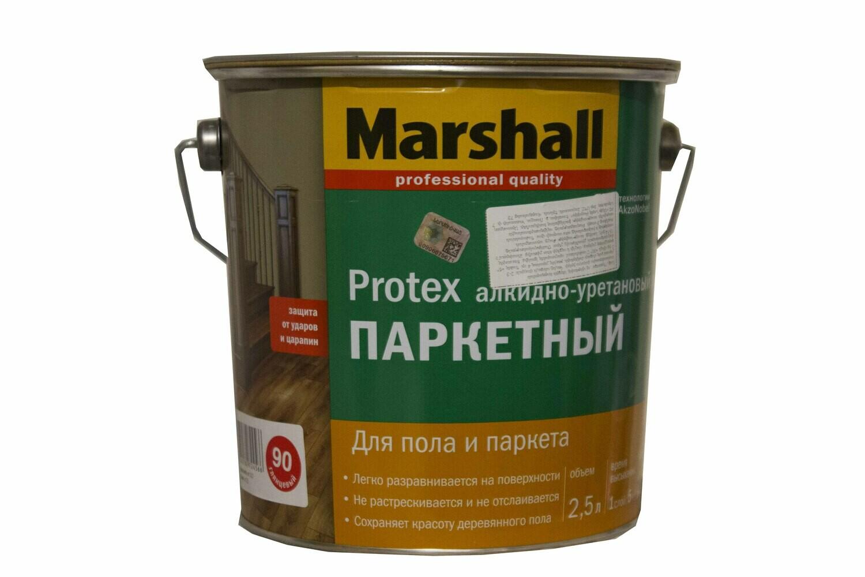 Լաք պարկետի փայլ Protex  2,5լ