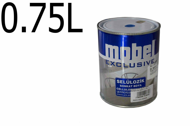 Ներկ Nitro MOB. 3002 BONCUK MAVI ( 0,75 լ. )
