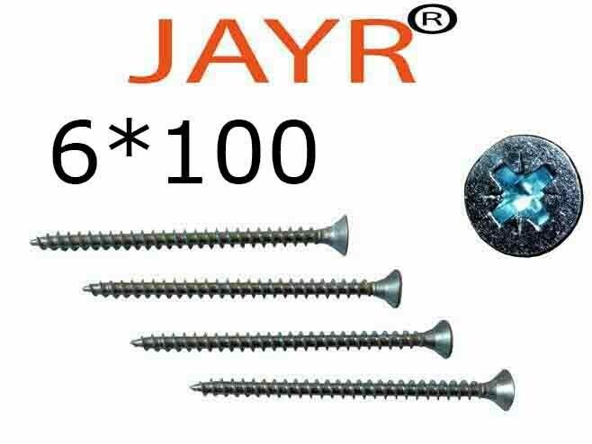Պտուտակ 6*100 (Jayr)