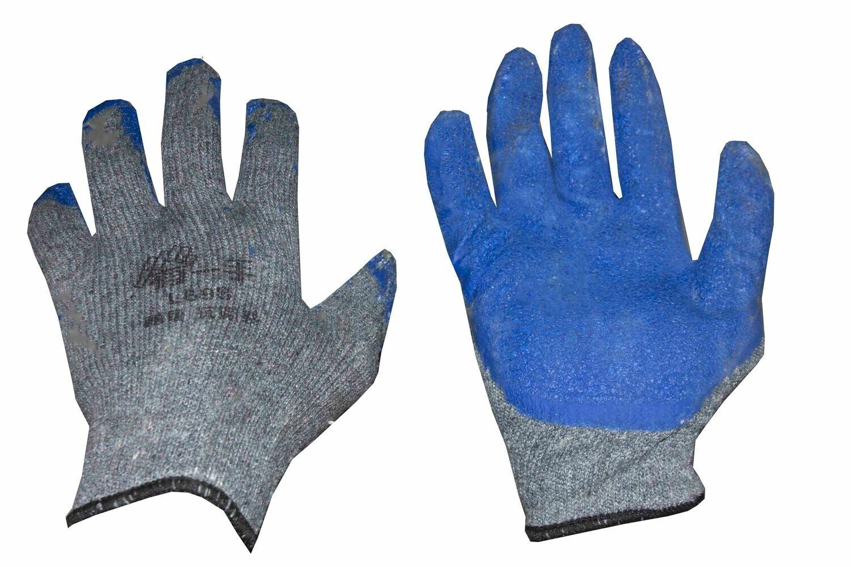 Բանվորական ձեռնոց  կապույտ, ձմեռային,հաստ)