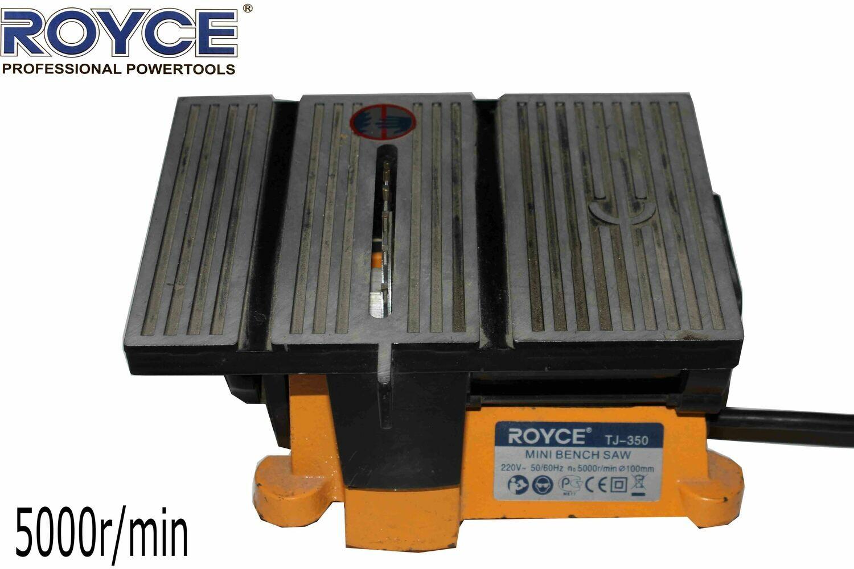 ROYCE Սղոցի սեղանիկ TJ-350