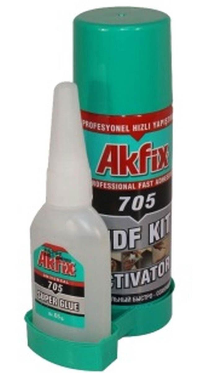Սոսինձ AKFIX MDF 500մլ 125 գր