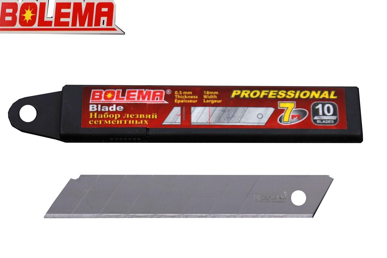 BOLEMA Դանակներ պաստառի դանակի համար (պահուստային)