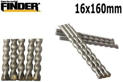 FINDER Շաղափ բետոնի 16X160mm QG196586P