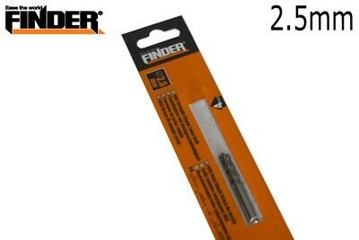 FINDER Շաղափ մետաղի 4կտոր 2.5mm QG195748X
