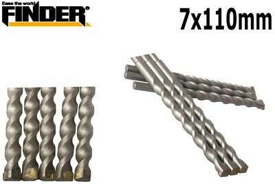 FINDER Շաղափ բետոնի 7X110mm QG196587P