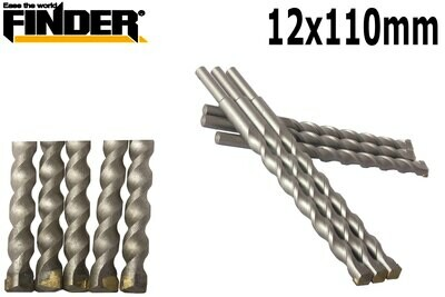 FINDER Շաղափ բետոնի 12X110mm QG196583P