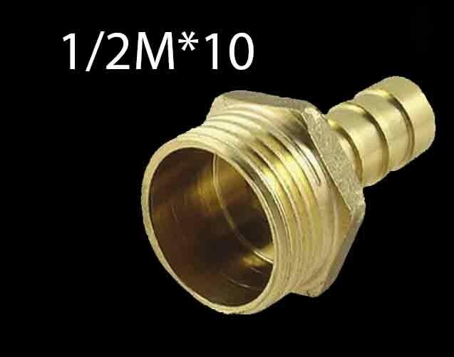 Միացում (штуцер) 1/2M*10 (HJ-8610)
