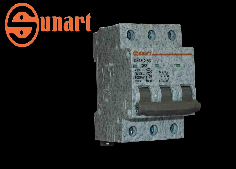 Sunart Էլ.ավտոմատ 3P-100Ա