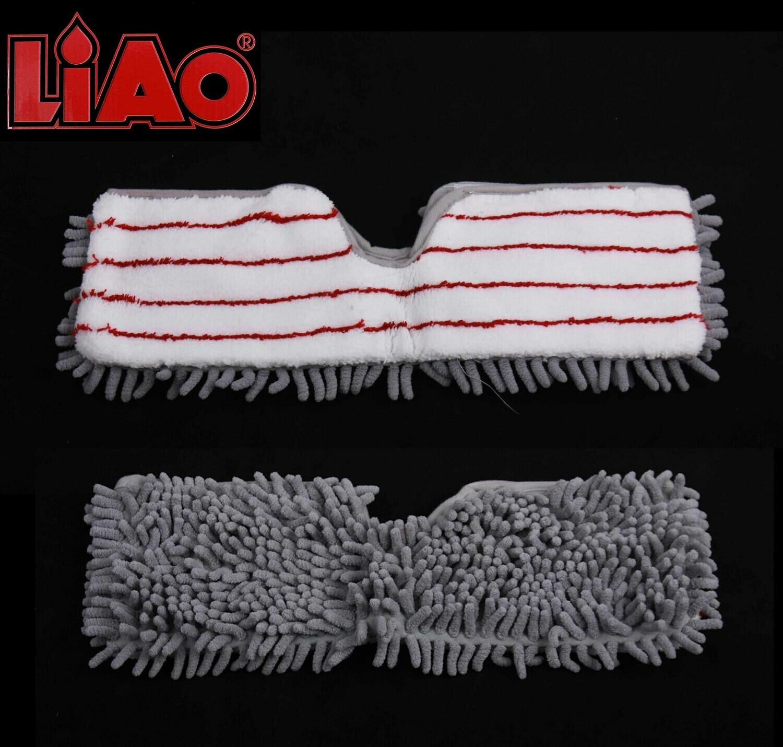 Liao հատակի մաքրիչի շոր երկկողմանի (118-12 մոպի զա