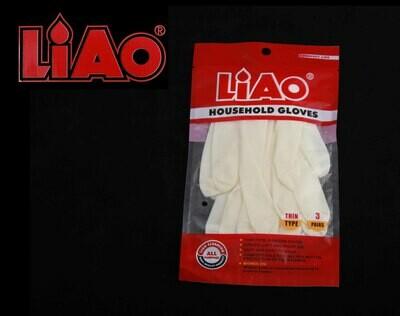 Liao Ձեռնոց աման լվանալու 3Զույգ H130023