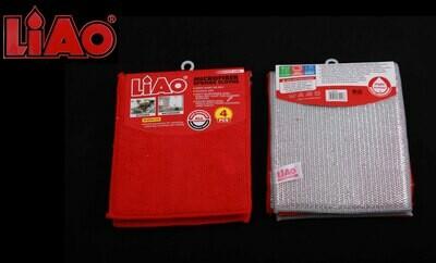 Liao Մաքրող շոր  16*20սմ  4Հատ G130029
